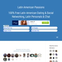 Try These Top Latin Dating Forums - AdultHookup.com